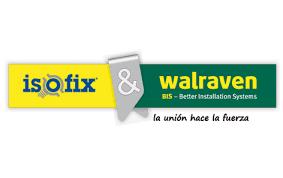 Isofix -Walraven